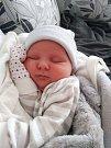 Mamince Kateřině Zvercové se 28. října narodila dcerka Klaudie Krobotová. Po narození holčička vážila 3230 g a měřila 47 cm.