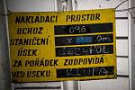 Poslední prohlídka dolu Lazy před uzavřením pro novináře, 18. listopadu 2019 v Ostravě.