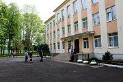 ADRA pomáhá dětem a rodinám v Mukačevu a okolí. Škola č. 2 na ulici T.G. Ševčenka v Mukačevu.