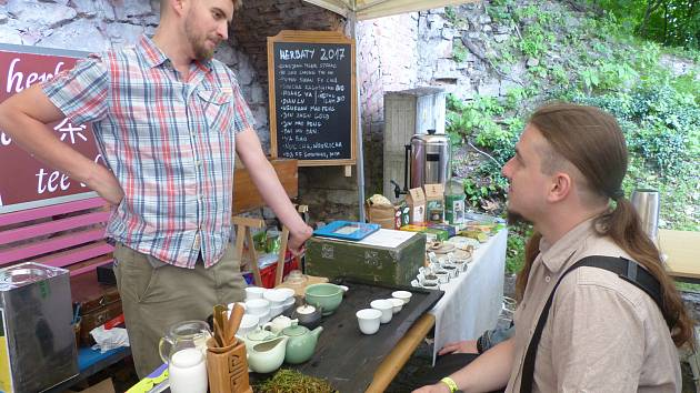 V Těšíně se konal už podesáté Svátek čaje. Během dvou dnů jej navštívilo okolo 600 lidí.