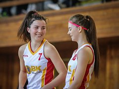Svou pouť ligovou sezonou zahajují už i basketbalistky Havířova.