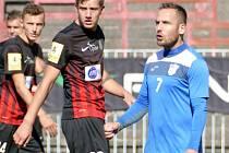 Miroslav Matušovič (vpravo) a spol. čekají, kdy budou moci začít společně trénovat aspoň po skupinkách.