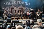 Charitativní festival Rocktherapy v Orlové.