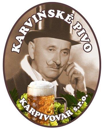 Karvinské pivo.
