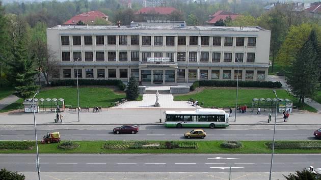 Kulturní dům Petra Bezruče v Havířově.