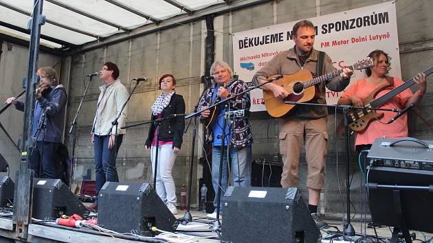 8. ročník Silesian bluegrasss a country festivalu v Dolní Lutyni.