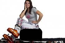 Havířovská lyžařka Pauláthová vyrostla v atraktivní ženu. Znovu se chystá na souboje s dospělými.