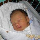 Mamince Tereze Hruškové z Karviné se 12. listopadu narodil syn Tobiasek Csapek. Po narození chlapeček vážil 3830 g a měřil 53 cm.