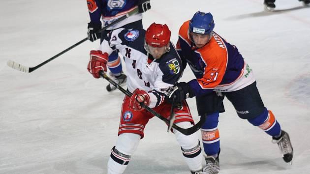 Hokejisté Karviné zvládli domácí utkání.