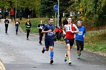 Městský běh Havířovská desítka. Snímek z roku 2015.