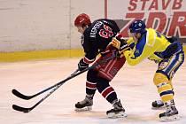 Hokejisté SK doma nebodovali.