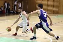 Basketbalisté pokračují v přípravě na novou sezonu.