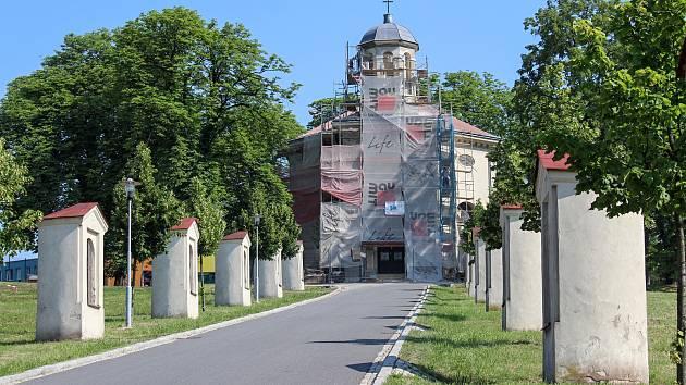 Celková renovace by měla být hotová do pěti let.