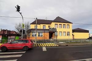 Škola v Dolních Marklovicích.
