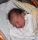 Davidek Makula se narodil 12. listopadu paní Věře Makulové z Orlové. Porodní váha Davídka byla 3300 g a míra 50 cm.