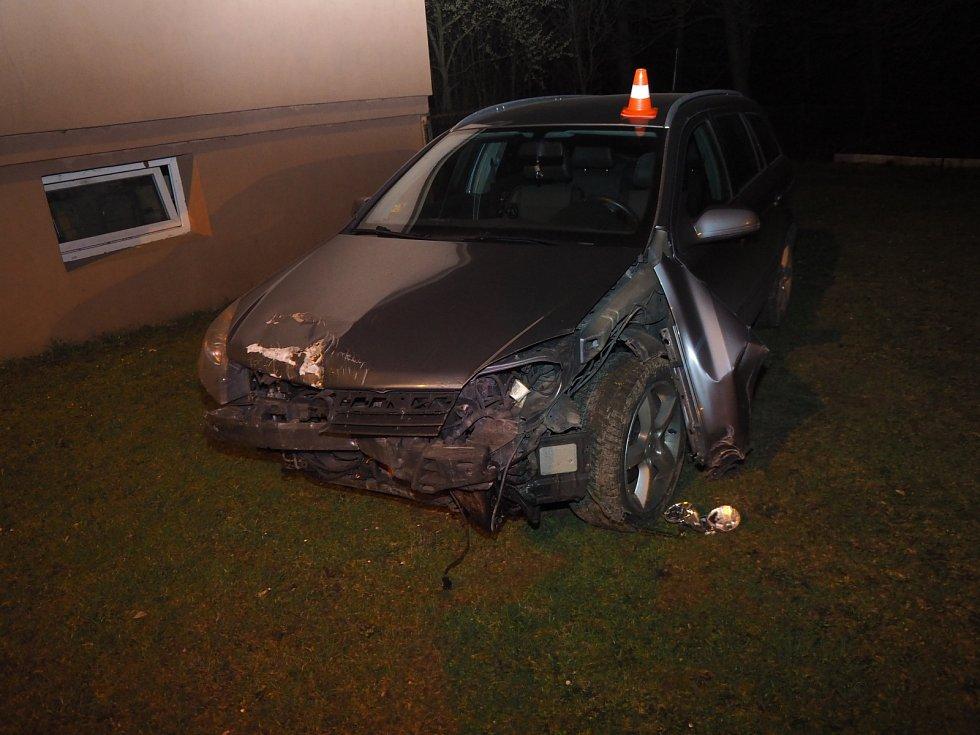 Z případu mladíka, který jel Bohumínem vozidlem Opel Astra Caravan.
