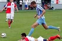Orlovští fotbalisté nedali ani gól a musí bojovat dál.