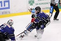 Hokejisté Havířova se rozjeli. Porazili i Vrchlabí.