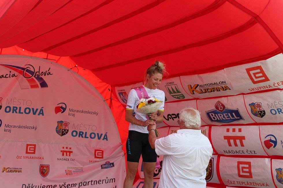 Švédka Emilia Fahlin, vítězka letošní Gracie.