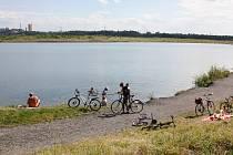 Lokalita Karvinského moře by podle nových správců měla zůstat co nejvíce přírodní.