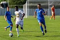 V minulém ročníku divize F fotbalisté Havířova porazili Dětmarovice 2:1.