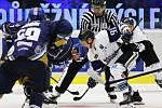 Hokejisté Havířova bojují o první osmičku po základní části.