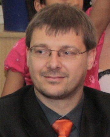Náměstek primátora Daniel Vachtarčík.