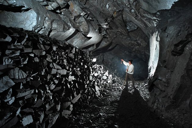 Flascharův důl vOdrách.