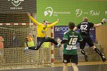 Házenkáři HCB nakročili k zisku první trofeje sezony.