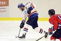 Krajská hokejová liga ukončila základní část a začalo play-off.