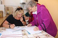 Zápis havířovských seniorů na rekreační pobyt dotovaný městem.