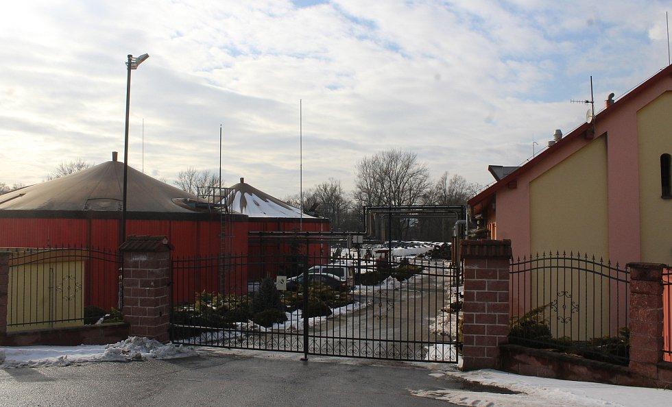 Hornická obec Stonava před 30 lety doslova vstala z popela. Dnes má necelých 2000 obyvatel a velmi dobrou infrastrukturu.  Farma Stonava, bioplynová stanice.
