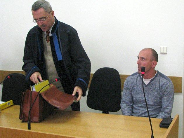 Obžalovaný řidič Pavel Soukup s podmíněným trestem nesouhlasil a odvolal se.