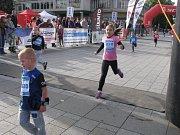 Havířovská desítka 2016. Dětský běh.
