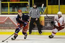 Karvinským hokejistům se nedařilo v obraně.