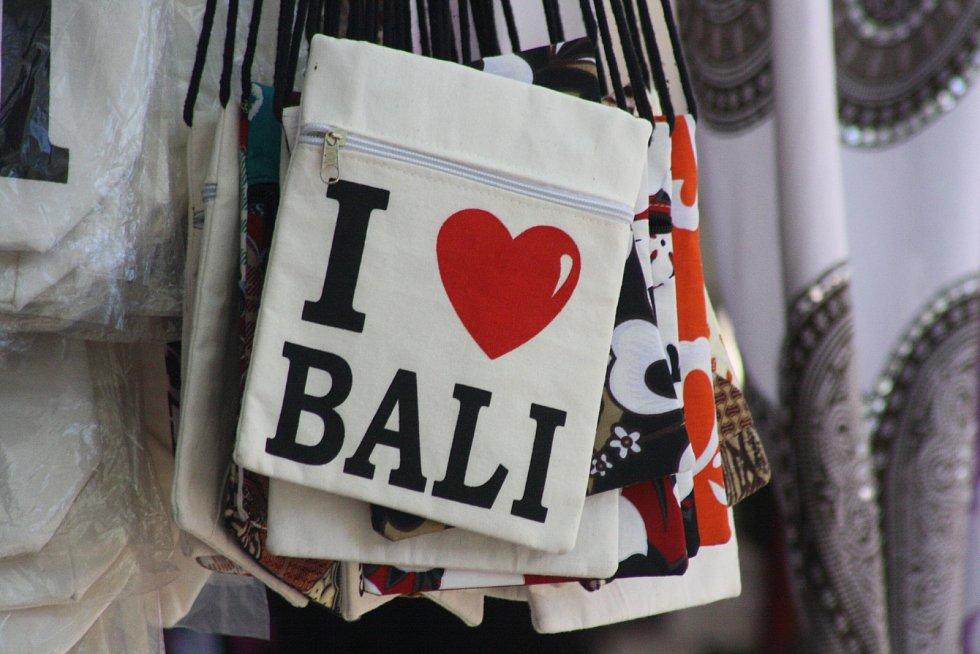 Indonéský ostrov Bali.