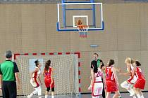 Basketbalistkám se tentokrát nedařilo.