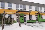 Mateřská škola v Albrechticích.