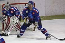 Orlovští hokejisté zvládli duel o šest bodů.