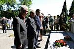 V areálu bývalé šachty Dolu Dukla v Havířově-Dolní Suché ve čtvrtek 4. července 2019 uctili památku 108 horníků, kteří zemřeli v roce 1961 při požáru v podzemí.