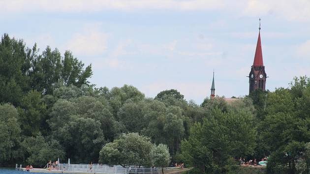Bohumín-Vrbice. Srpen 2021.