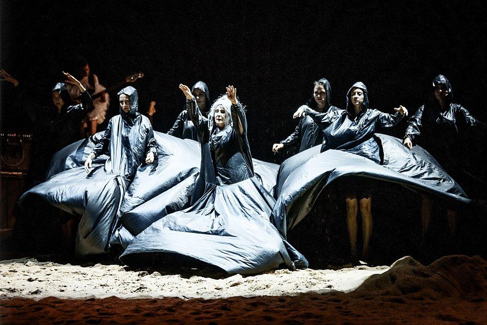 Teatr Wybrzeże z Gdańska přispěje do festivalového programu hrou Trojanki.
