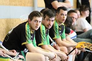 S nadějí vzhlížejí po dvou domácích výhrách k záchraně v prvoligové soutěži florbalisté Petrovic.