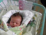 Viktorka se narodila 12. března paní Radce Regecové z Karviné. Po porodu dítě vážilo 3880 g a měřilo 53 cm.