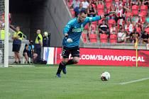 Karvinští v Teplicích prohráli, ale gólman Martin Berkovec se mohl stát hrdinou zápasu, když v závěru neproměnil solidní příležitost.