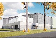 V Českém Těšíně začala stavba nové sportovní haly ve Svojsíkově aleji.
