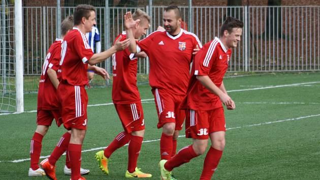 Orlovští fotbalisté zahájili jaro skvěle.