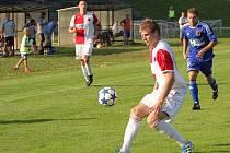 Orlovským fotbalistům se výsledkově nedaří. Herně jsou vyrovnaným soupeřem i předním týmům MSFL.