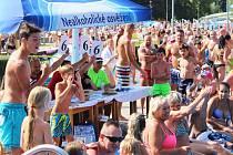 Havířov letos plánuje se nový nerezový bazén na letním koupališti.