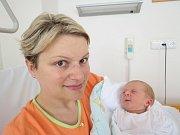 Emma Galuszková, 15. května 2013, Havířov, váha: 2,80 kg, míra: 49 cm